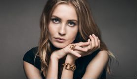 Image of beautiful woman on Beaverbrooks.co.uk