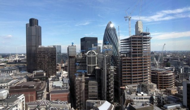Image of City of London view