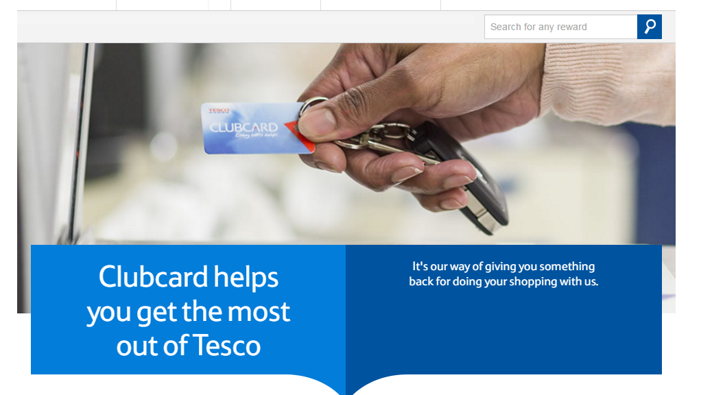 Image of Tesco.com clubcard