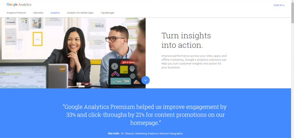 Reviews of the top web analytics tools on the market