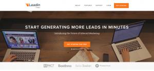 Leadin app