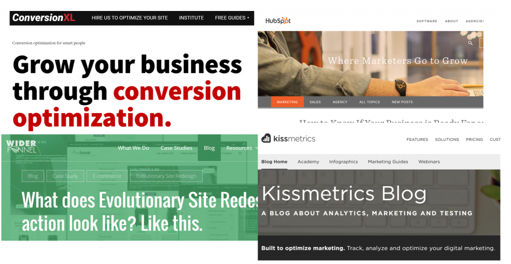 Conversion rate optimisation mistakes companies make with conversion rate optimization