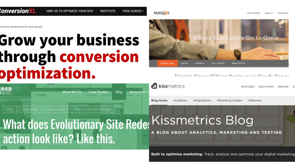 The mistakes companies make with conversion rate optimization