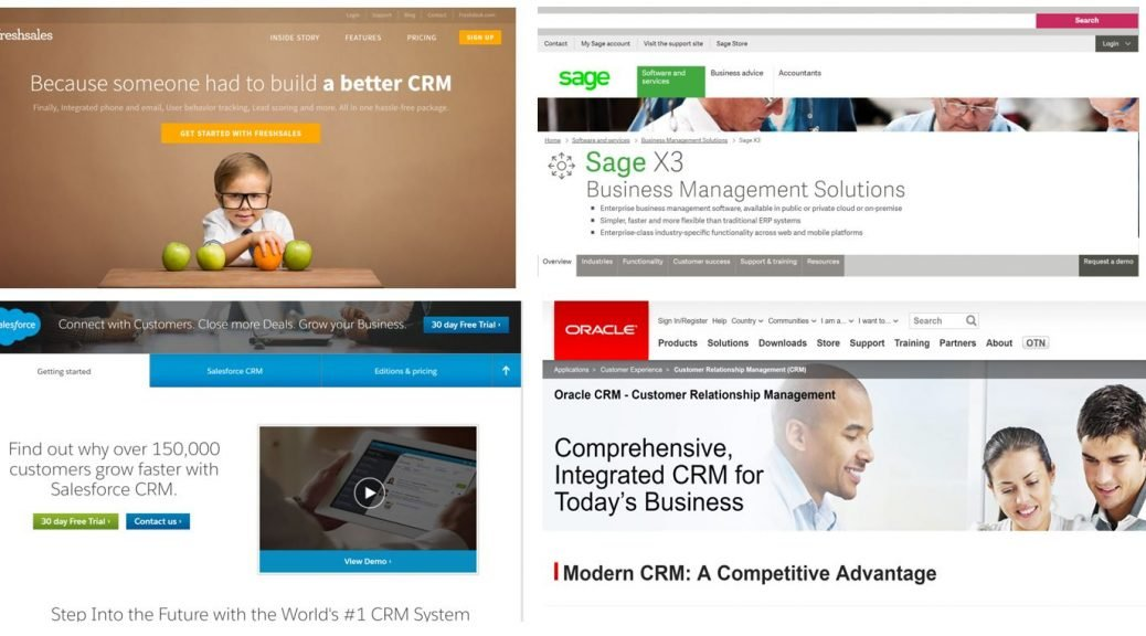Image of CRM software providers