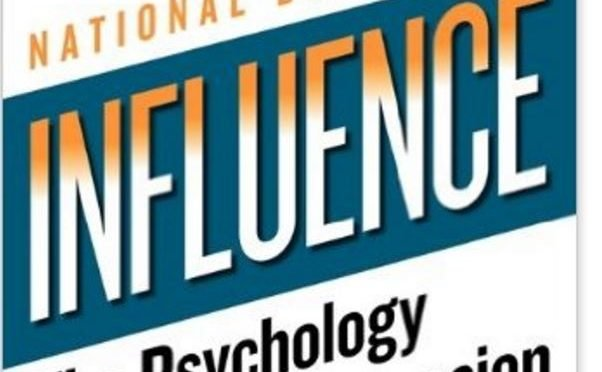 Image of Influence by Robert Cialdini