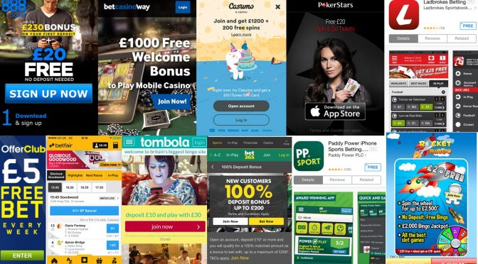 Secrets of Optimising Gambling Sites – Bonuses
