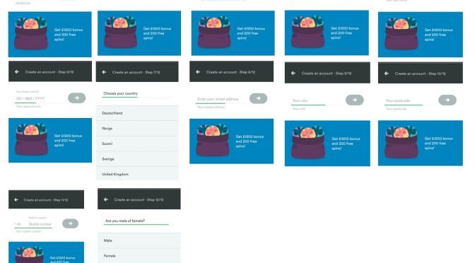 Web Form Design Best Practices To Optimise Conversions