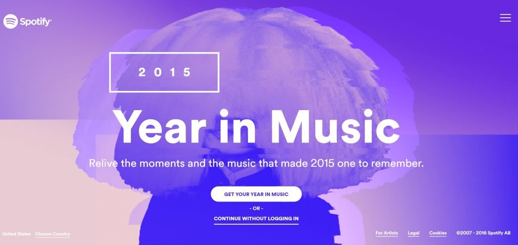 Image of Yearinmusic.spotify.com