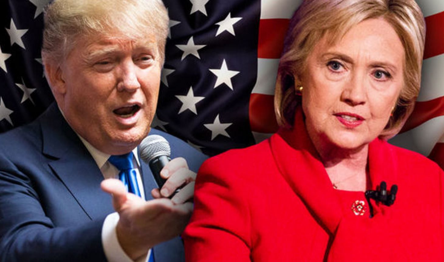 Emotional factors played a big part in the outcome of the US presidential election.