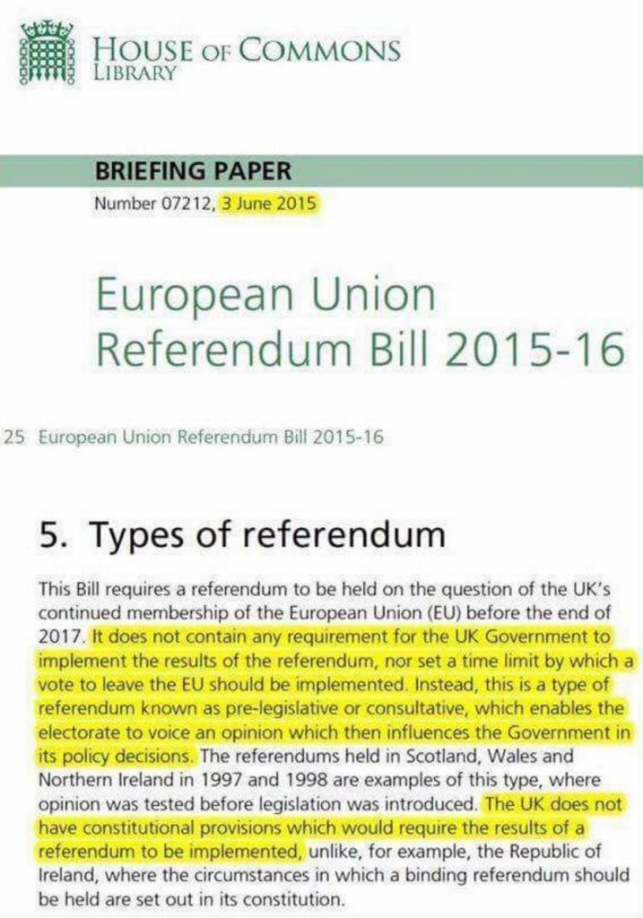 Image of the EU Referendum Bill 2015-16