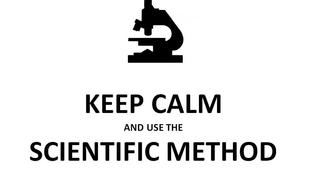 Use the scientific method to avoid the narrative fallacy