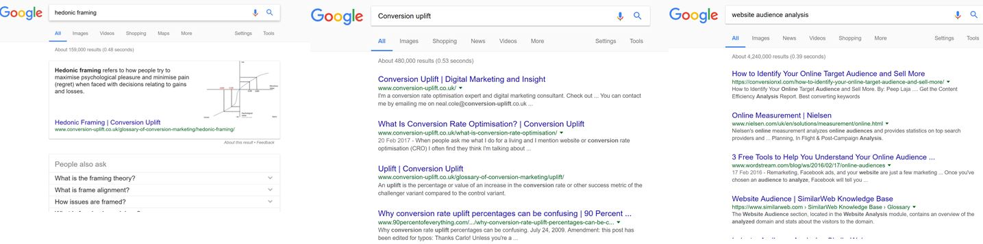 Many SEO consultants guarantee to get you to the top of Google search but fail to deliver in a meaningful way
