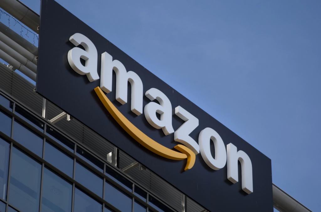 Image of Amazon sign