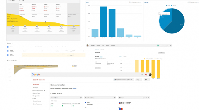 Get these 5 essential free tools to optimise your website