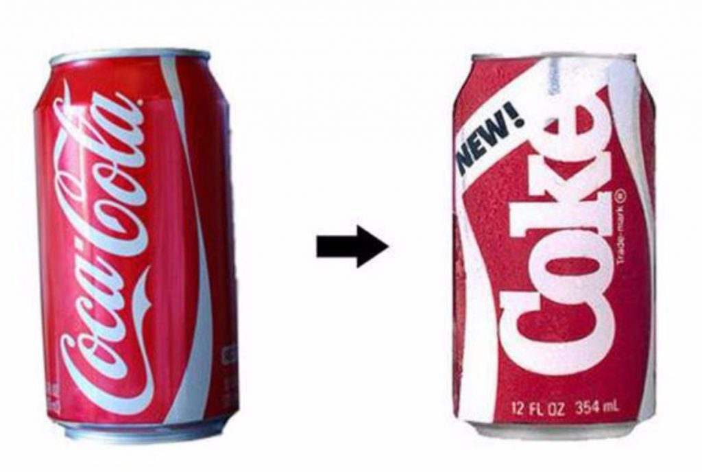 New Coke - Market Research Fail? - Conversion Uplift