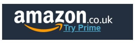 Image of Amazon logo and brand goal