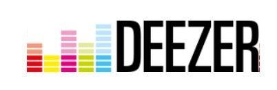 Deezer a client logo