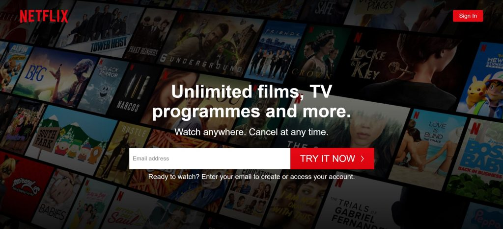 Netflix subscriptions rise as social distancing is imposed