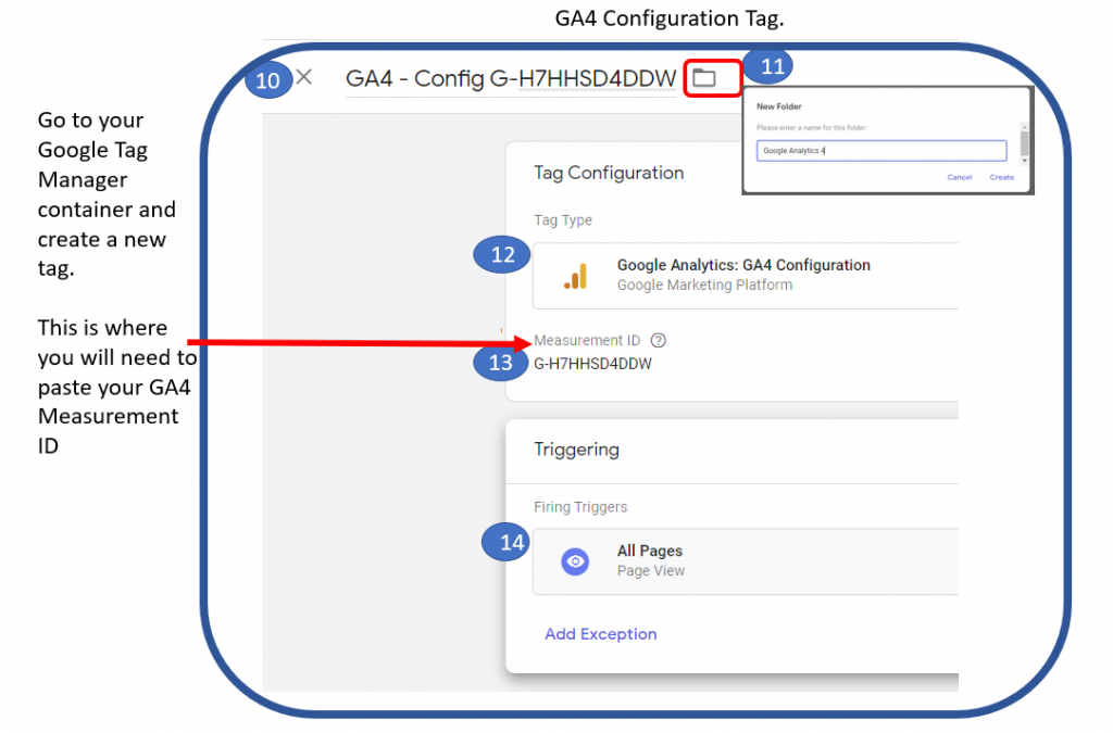 7 GA4 Configuration Tag