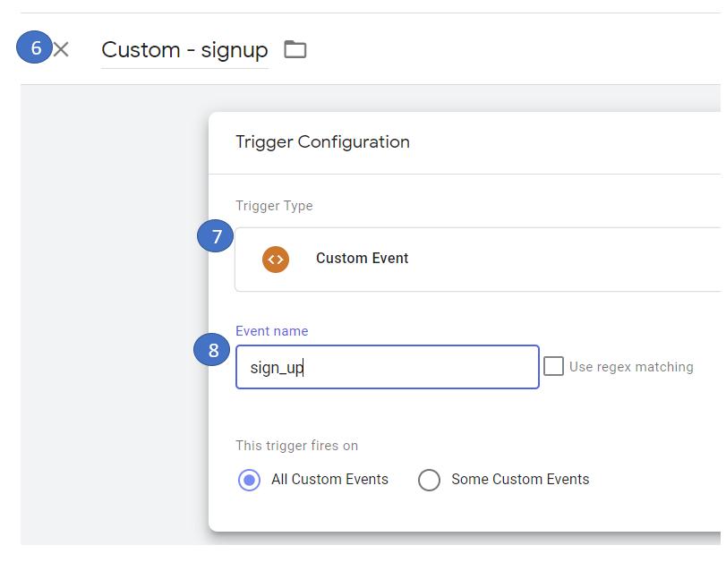 4 Custom Trigger - sign_up